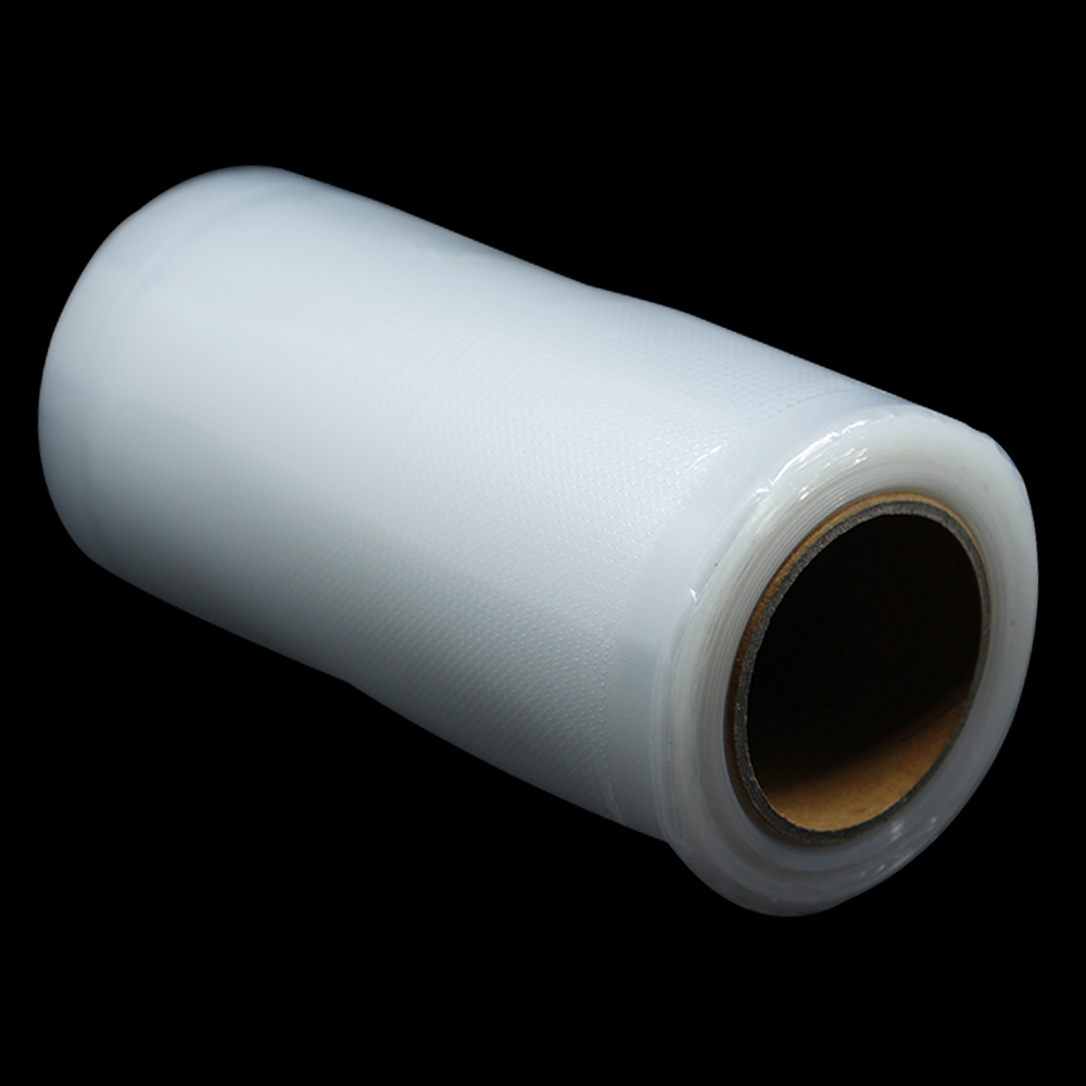 3 Rolls Embossed Nylon Plastic Vacuum Packaging Rolls Food