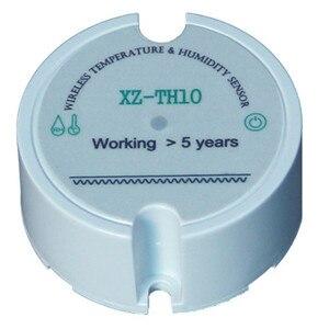 Image 5 - Automatyki inteligentnego domu bezprzewodowy wilgotności temperatury czujnik zdalnego sterowania bezprzewodowy nadajnik temperatury i wilgotności