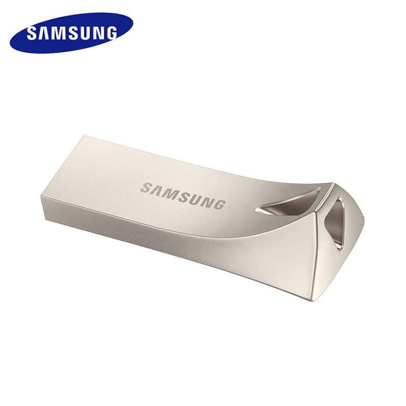 SAMSUNG 100% Оригинальный мини-накопитель 32 Гб 64 Гб 128 ГБ USB флэш-накопитель USB3.1 usb флешка карта памяти флэш-накопитель U диск