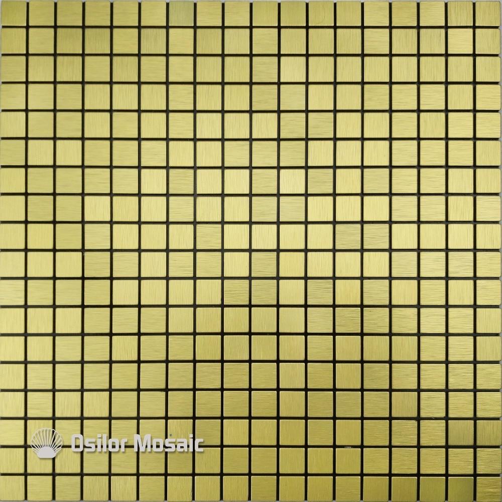 gold metal mosaic aluminum plastic plate mosaic tiles for kitchen backsplash decoration tiles 2 square meters per lot M009 plastic standing human skeleton life size for horror hunted house halloween decoration