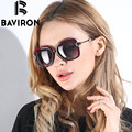 BAVIRON Lunette Women Sunglasses Luxury Polarized Sun Glasses For Woman Flower Frame Retro Vintage Glasses Plastic Eyewear 8513