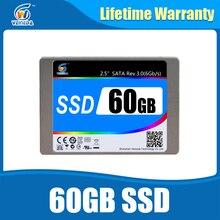 SSD 60 gb SataIII ssd sata disque Interne solid state drive Sata3 (6 Gbps) pour ordinateur de bureau et Ordinateur Portable