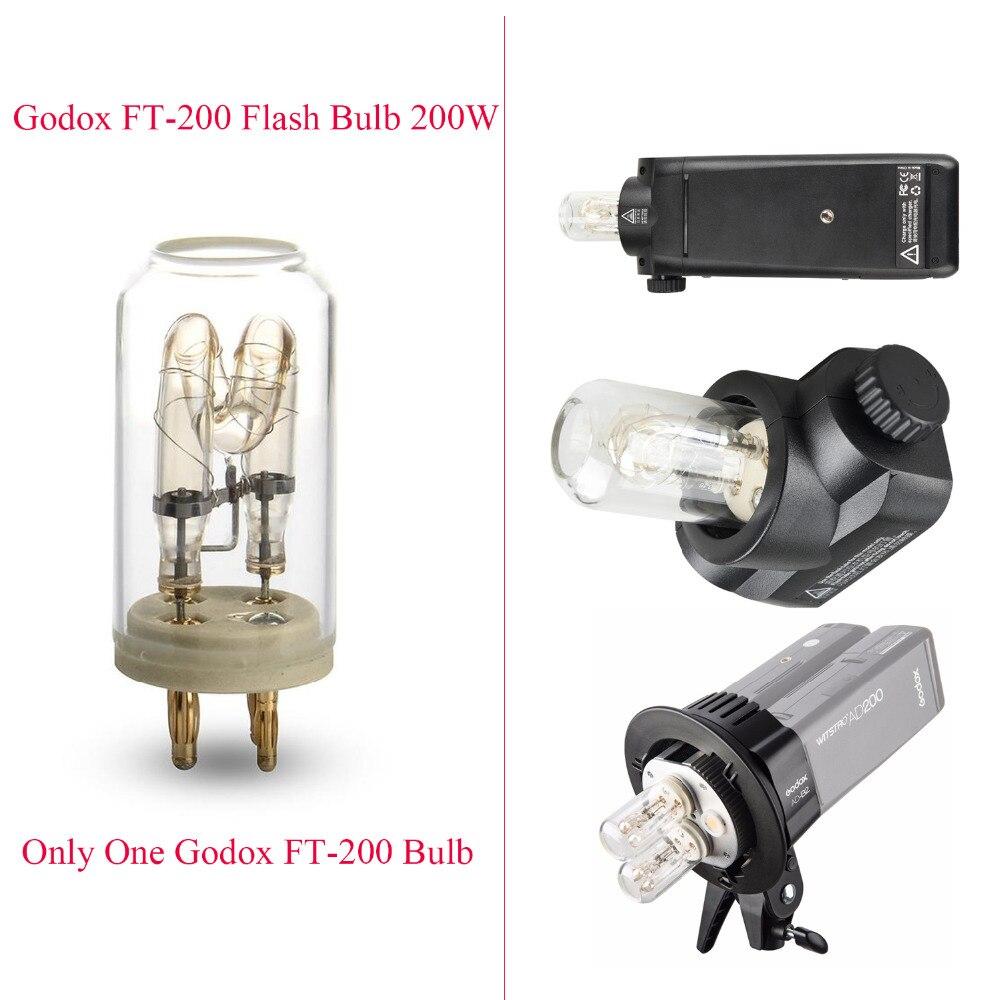 Godox Ft 200 Bulb 200W Flash Tube Bare Bulb For Godox -2194