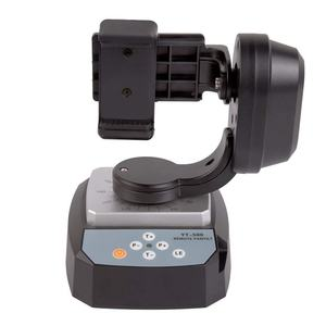 Image 1 - ZIFON YT 500 Automatic Remote Control Pan Tilt Automatic Motorized Rotating Video Tripod Head Max,for iPhone 7/7 Plus/6/6 Plus