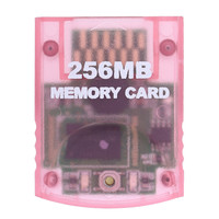 Hot 256M 256MB Memory Card For Nintendo For Wii Gamecube Console Video Game Console Saving Games