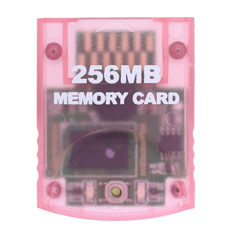 Top Selling 256M 256MB Memory Card For Nintendo For Wii Console Saving Games Memory Card for ...