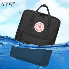 YYW 옥스포드 방수 블랙 배낭 남성 여성 Unisex 광장 캐주얼 학교 가방 대용량 학생 대학 Schoolbags