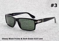 3 Dark Green Lens