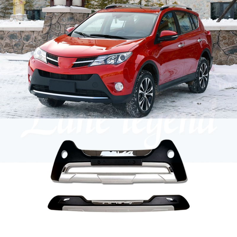 Free Shipping Rear Bumper Sill Protector For 2013-2015 Toyota RAV4 RAV 4 New