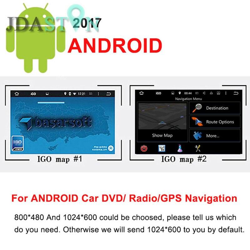 JDASTON 8 GB SD Carte Voiture GPS Navigation ANDROID Carte pour L'italie, France, ROYAUME-UNI, pays-bas, espagne, la turquie, autriche, NOUS, mexique, Canada, brésil