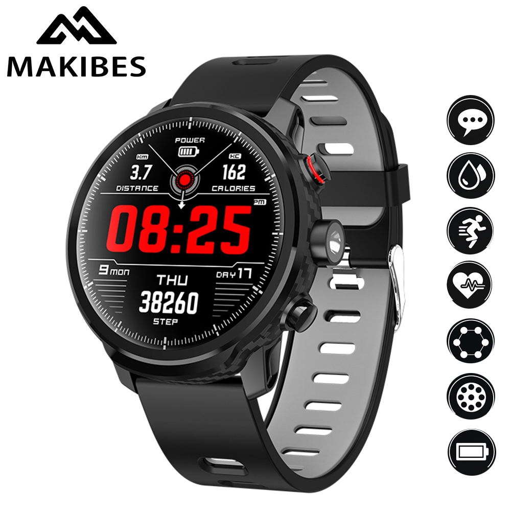 Makibes L5 Smart Watches Standby for 100 days 1.3