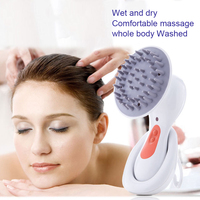 Electric Head Scalp Massager Brain Relaxation Relax Massager Headache Stress Relieve Prevent Hair Loss Health Care