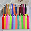 10pcs/lot Elastic Hair Ties Bracelet Wristbands Baby Girl Ponytail Holder Hair Accessories High-quality Hair Bands Hair Rope