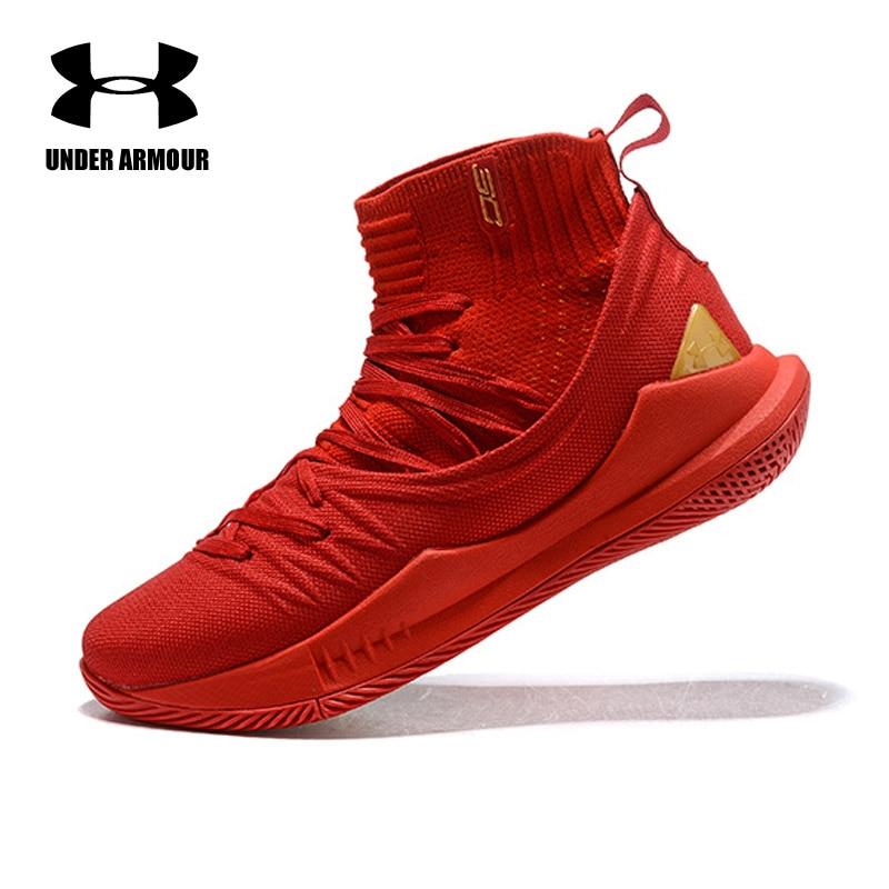 Zapatos para Basket para Hombre Under Armour Curry 5