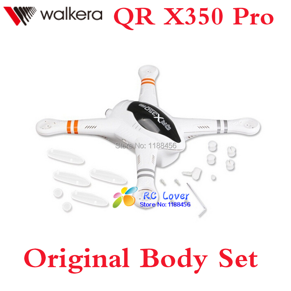 Original Walkera QR X350 Pro Body Set QR X350 PRO-Z-02  Canopy  QR X350 Pro Spare Parts Free Shipping walkera qr x350 pro battery 11 1v 5200mah lipo battery qr x350 pro z 14 walkera qr x350 pro parts shipping by plane