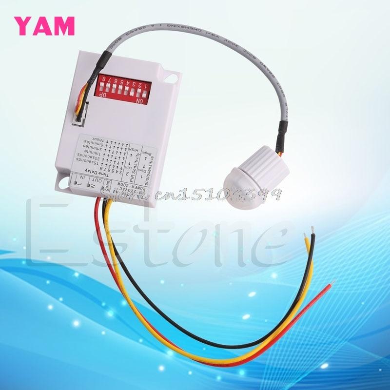 New IR Infrared Module Body Sensor Intelligent Lights Lamp Sensing Switch Motion #G205M# Best Quality pim pm100cva120 100a intelligent module 1200v to ensure quality smkj