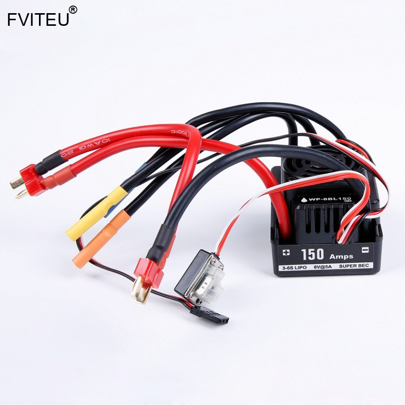 FVITEU150A ESC fit 1/8 HPI Racing savage XL FLUX Rovan TORLAND MONSTER BRUSHLESS TRUCK PARTSFVITEU150A ESC fit 1/8 HPI Racing savage XL FLUX Rovan TORLAND MONSTER BRUSHLESS TRUCK PARTS