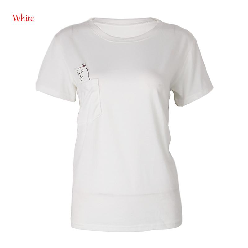 HTB1iLVnQpXXXXbSXFXXq6xXFXXXZ - Pocket Cat T-shirt