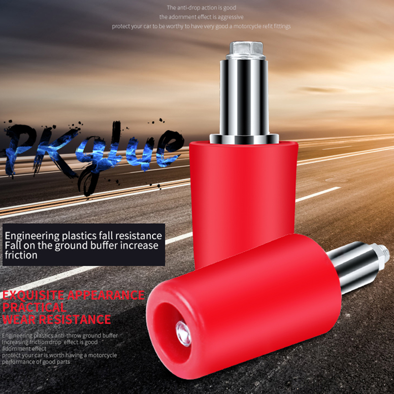 A Pair ABS Crash Pad Frame Sliders Engine Protector Resistant Universal moto Motorcycle Accessories ...