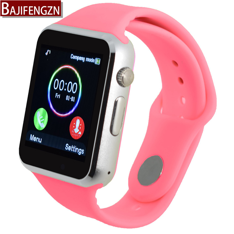 Smart Watch A1 With Sim Card Camera Bluetooth Smartwatch For Android huawei Wearable Devices Whatsapp Russian