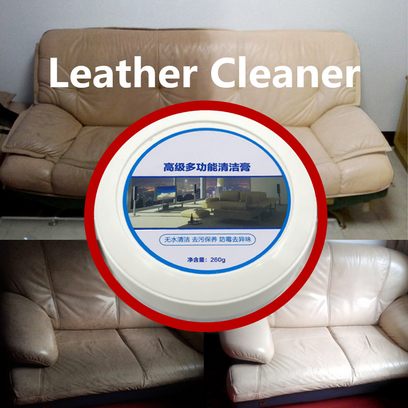 US $7.21 15% OFF Leather Cleaner Car Seat Sofa Shoe Descaling  Decontamination Cleaning Cream New Formula Household AllPurpose Leather  Repair Tool-in ...
