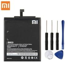 Original Replacement Battery For Xiaomi Mi 4i Mi4i BM33 Genuine Phone Battery 3120mAh
