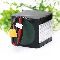 KLUOSI БПЛА литий-ионная аккумуляторная батарея 14,8 V/16,8 V 14Ah 4S4P использование одной ячейки NCR18650GA комбинация подходит для различных дронов