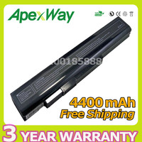 4400mah 14 8v Laptop Battery For MSI A32 A15 A41 A15 A42 A15 A42 H36 A6400