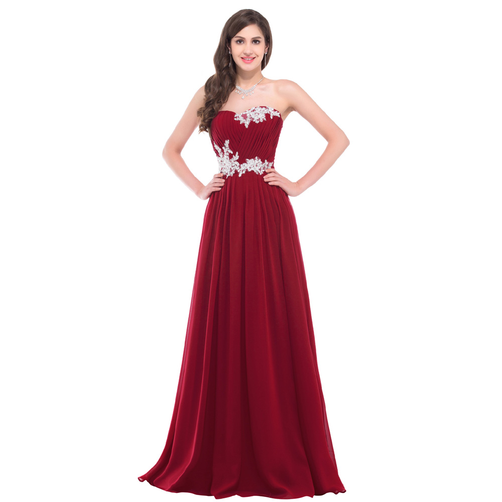 Long Evening Dresses for Women