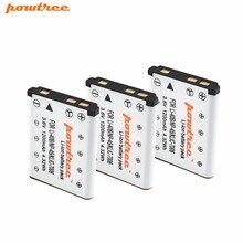 3Packs 1200mAh 3.6V Li-ion LI-42B Li-40B 40B NP-45 NP45 EN-EL10 DLI63 D-Li108 DLI108 NP-80 NP80 CNP80 KLIC-7006 K7006 L15