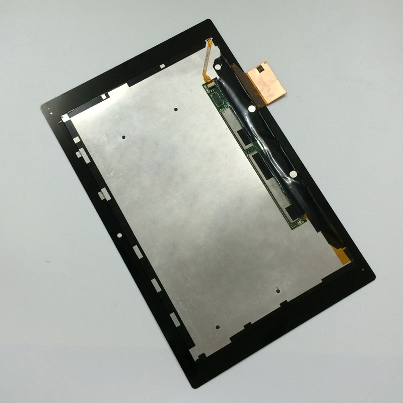 Black For Sony Xperia Tablet Z 10.1 SGP311 SGP312 SGP321 Full Touch Screen Digitizer Glass + LCD Display Panel Monitor Assembly new 13 3 full touch glass digitizer lcd screen display assembly for sony vaio svf13n1asnb svf13n25clb svf13na1uu svf13n1asnb