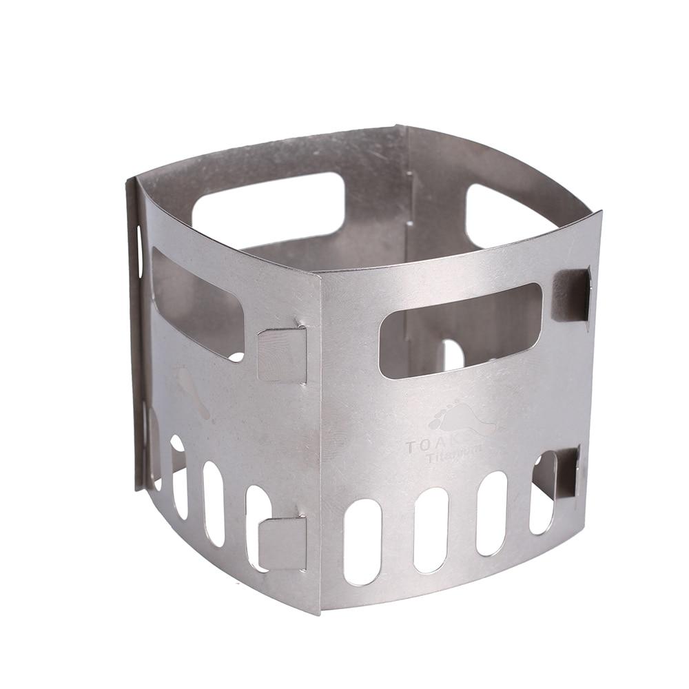 TOAKS de titanio estufa de Alcohol estufa a gas de madera olla ardiente soporte 34g 1,2 oz FRM-02 2012-2020 para Skoda Octavia A7 MK3 Car-styling reajuste capó Gas Shock barras de resorte de elevación barra de soporte