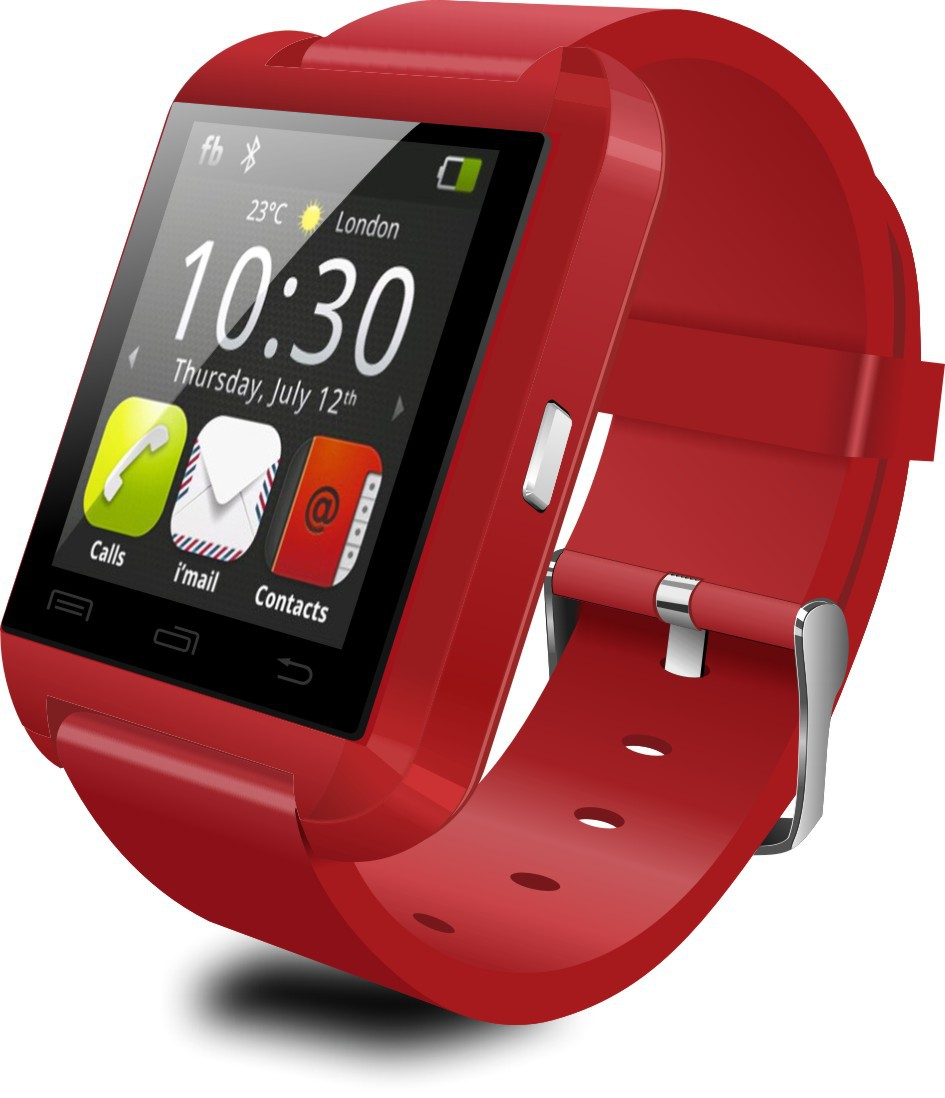 Bluetooth font b Smartwatch b font U8 Clock For IPhone 4S 5 5S 6 Watch Samsung