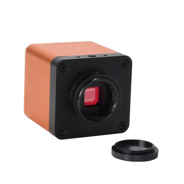 14MP 16MP 21MP 30MP 34MP 60FPS 2K Industrial Phone Soldering Microscope Camera HDMI Monocular USB Video Camera Magnifier kamera