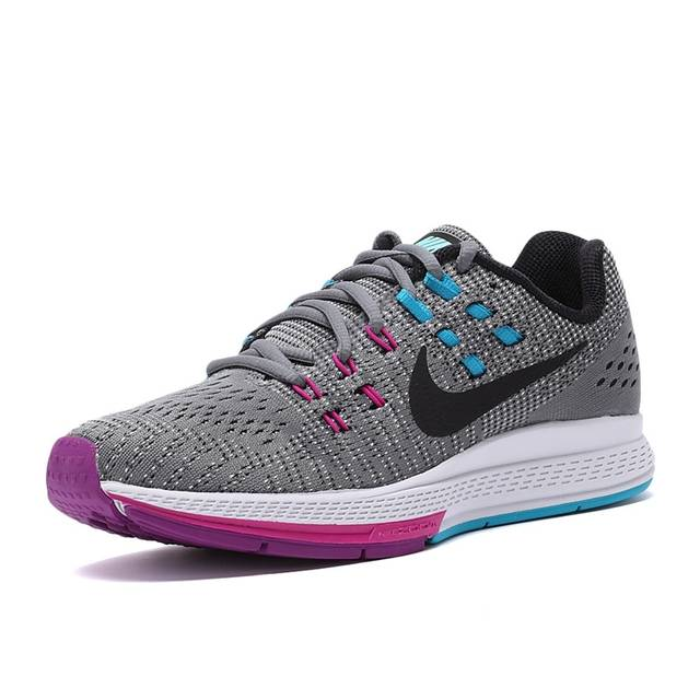 premium selection 8b1c8 12424 Original NIKE AIR ZOOM STRUCTURE 19 Women's Running Shoes Sneakers