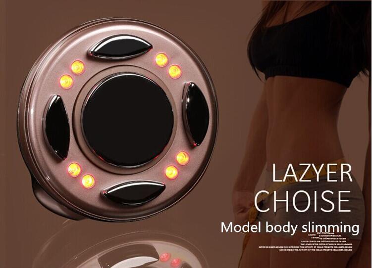 RF LED Cavitation Ultrasonic Body Slimming Massager, Anti Cellulite Fat Burner Lipo Radio Frequency Machine жиросжигатель machine man burner 120 капсул