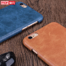 Mofi for iphone 6s case leather brown case cover 4.7 for apple iphone 6 case accesories black protection luxury original funda