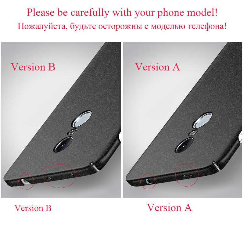 Xiaomi Redmi Note 4 Global Case Xiaomi Redmi Note 4X Чехол Жесткий чехол из поликарбоната матовый чехол для Xiaomi Redmi Note 4 4X рro рrime