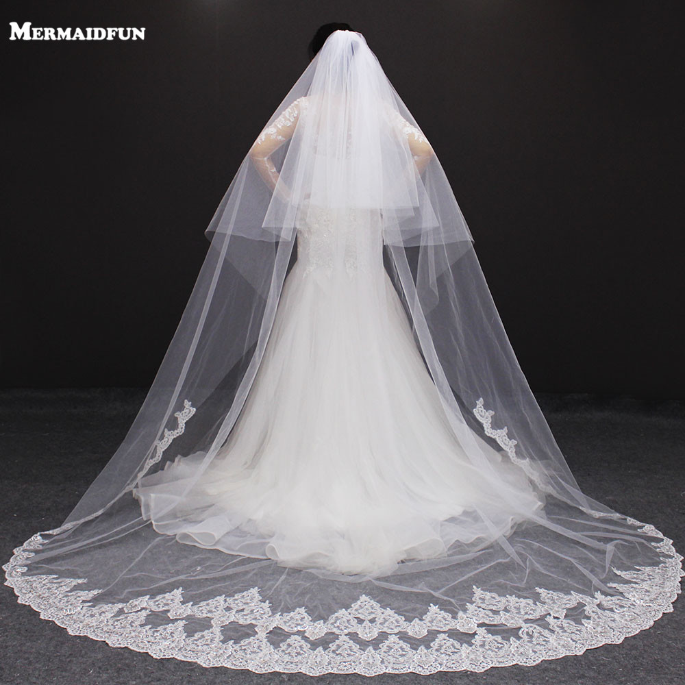 Compare Prices On Tier Wedding Veil Online Shopping Buy Low