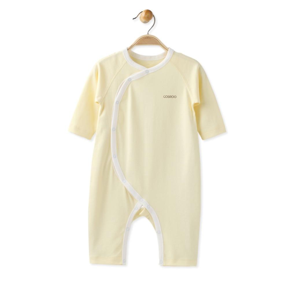 COBROO rompertjes voor babymeisjes / jongens met effen unisex - Babykleding - Foto 2