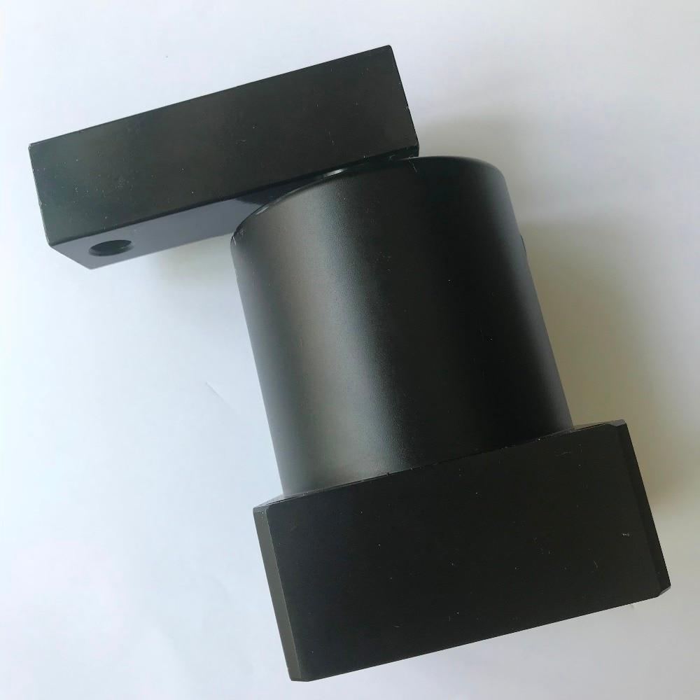 Foro 40mm SRC Destra rotante di serraggio 90 gradi di aria cilindro Rotante Cilindro di Bloccaggio CilindroForo 40mm SRC Destra rotante di serraggio 90 gradi di aria cilindro Rotante Cilindro di Bloccaggio Cilindro