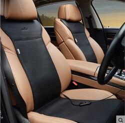 عالية الجودة 12 فولت سيارة ساخنة مقاعد/الشتاء نظام تدفئة مقعد السيارة مقعد السيارة وسادة التدفئة العالمي مقعد السيارة يغطي