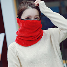 Masks Warm Half Face Mask Cover Face Hood Protection Outdoor Winter Neck Guard Scarf AD0659