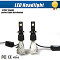 2PCS H7 Car Led Headlight High Power Diamond Auto H7 Single Beam 70W 6800LM White 6000K Repalcement HID xenon Headlamp