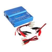 IMAX B6 AC B6AC Lipo NiMH 3S/4S/5S RC Battery Balance Charger + EU/US/UK/AU plug power supply wire New Sale