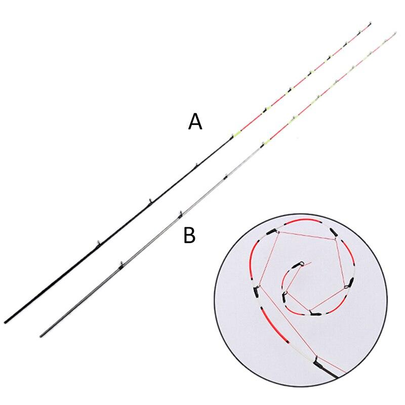 55cm Half/full Titanium Alloy Raft Stick Tip Pole Crane Repair Refit Replacement Fishing Tackle