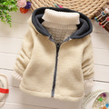 new 2015 Fashion winter jacket children clothing kids casual wadded jackets boys cool thick warm parka baby outerwear Q161