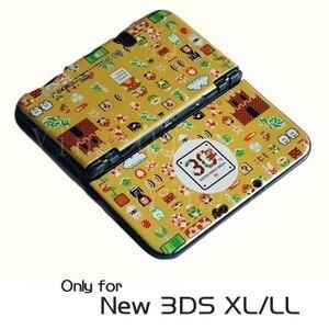 Image 5 - Matte Protector Cover Plaat Beschermhoes Behuizing Shell voor Nintendo Nieuwe 3DS LL voor Nieuwe 3DS XL Console Game Accessoires