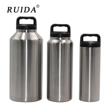 RUIDA  Insulation Cup 18/36 / 64oz Vacuum Double Layer 304 Stainless Steel Car Cup Large Capacity Insulation Cup ST010 все цены