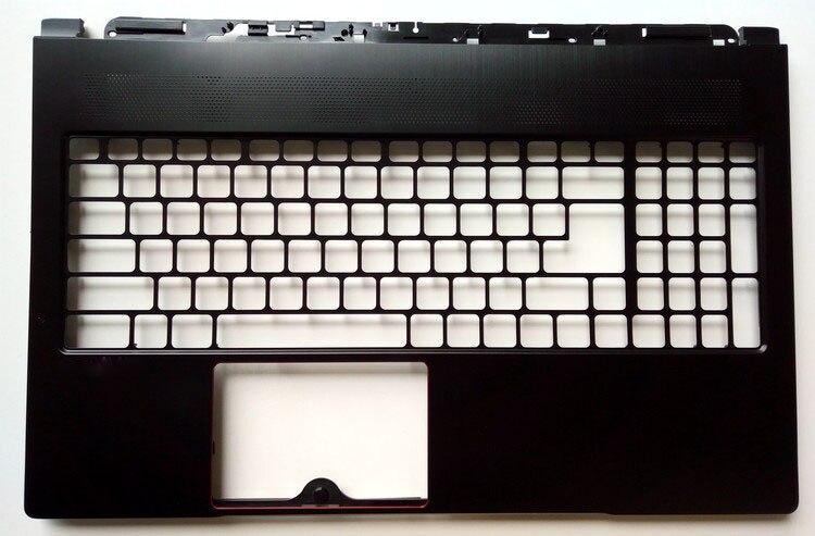 Nouveau pour MSI GS63 GS63VR MS-16K2 ordinateur portable Repose-poignets clavier capot supérieur majuscules C shell
